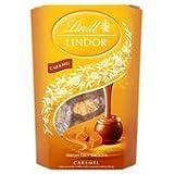 Lindor Caramel Milk Truffles 200g