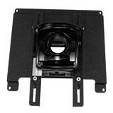 Chief LSB-101 - Mounting component ( ceiling mount, bracket ) for projector - black