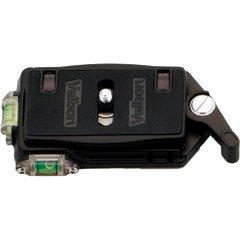 Velbon QRA-635L(B) Magnesium Alloy Quick-Release Tripod Adapter for 35mm Cameras