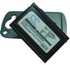 Battery for T-Mobile MDA vario II 2400mAh - 35H00060-01M 35H00060-04M BTR6700 BTR6700B HERM160 HERM161 HERM300 PA16A