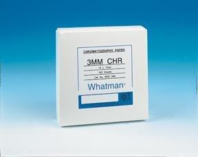 Whatman 3Mm Chr Chromatography Paper, Sheet; 15 X 20Cm front-773707