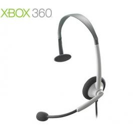 New Xbox360 Microsoft Wired Headset Bulk In-Line Volume Control And Mute Switch Boom Microphone