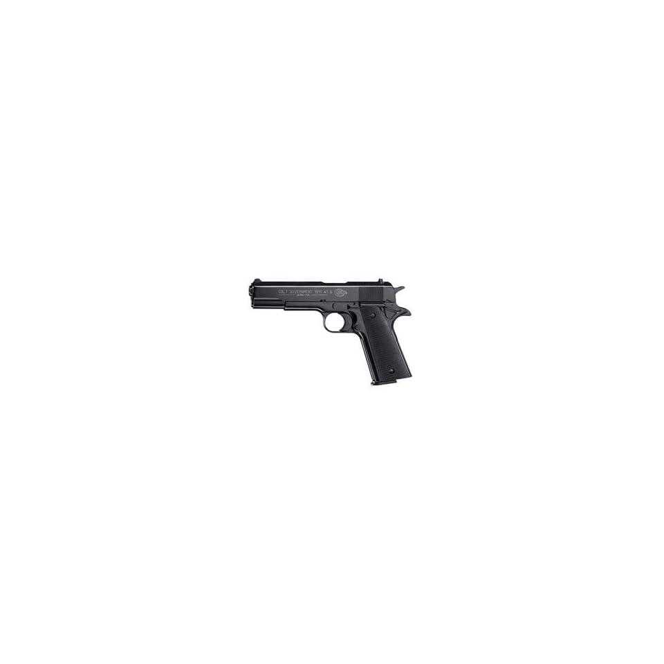 Umarex USA Blank Colt 1911 A1 S 9mm PAK Blk Sports on PopScreen
