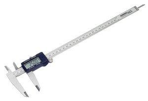 Sealey AK9623EV Digital Vernier Calliper 0-300mm/0-12