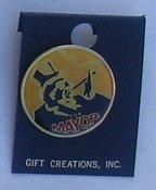 Penguin Batman Enamel Pin From Gift Creations #1