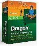Dragon NaturallySpeaking Standard 10.0 - Dutch (PC CD)