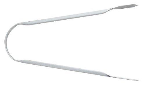 Alessi - 4180/21 - Dry Molla per zollette di zucchero o per ghiaccio in acciaio lucido con manico satinato.