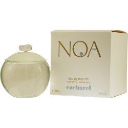 Cacharel Noa Eau de Toilette Spray for Women, 3.4 Fluid Ounce