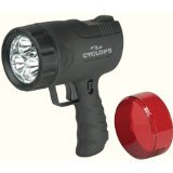 Cyclops CYC-9WS Thor-by-Sirius 9-Watt Rechargeable LED Spotlight
