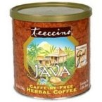 Teeccino Organic Java Herbal Coffee ( 6×11 OZ)