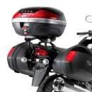 Givi PLXR Removable Pannier rack Suzuki GSF 650 Bandit S 09 on
