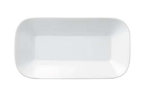 CUMULUS white bowl rectangular 7.09 x 3.54 inches
