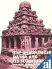 The Dharmaraja ratha & its sculptures, Mahabalipuram