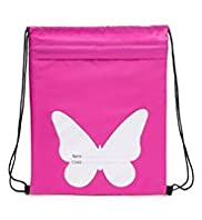 Butterfly Junior School Drawstring Bag