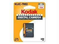Kodak EasyShare V530 V603 Kodak KLIC-7002 Li-Ion Digital Camera Battery (600 mAh)