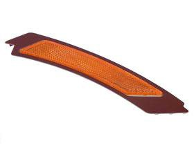 BMW e90 e91 Reflector for Bumper Cover RIGHT Front (Yellow) OEM new side marker (Front Bumper Cover Bmw compare prices)
