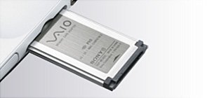Sony VGP-MCA20 5-in-1 Retention Card Adapter SD XD MMC Memory Stick Pro & Pro Duo for Sony VAIO Notebooks