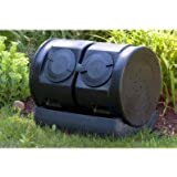 Good Ideas CW-2X Compost Wizard Dueling Tumbler
