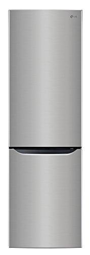 LG GBB539PZCPS Libera installazione Acciaio inossidabile 227L 91L A++ frigorifero con congelatore