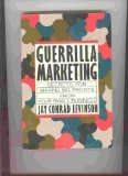 Guerrilla Marketing (0395383145) by Levinson, Jay Conrad