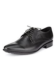 Airflex™ Freshfeet™ Leather Pointed Lace Up Shoes