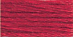DMC Pearl Cotton Skeins Size 5 27.3 Yards Red 115 5-321; 12 Items/Order