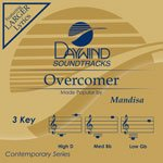 Overcomer (Accompaniment Performance Track)