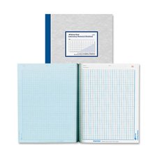 Lab Notebook,W/Carbon,4x4 Quad,100 Sheets,9-1/4x11,Gray, Sold as 1 Each bushamp reg 36amp quot w overhead series a hansen cherry sold as 1 each laminate construction with vinyl clad door fronts for durability