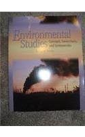 Environmental Studies: Concepts, Connections, and...