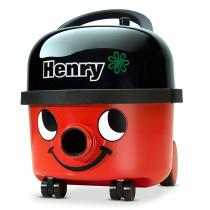 Trust Henry to do your cleaning