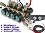 Firebird Industrial Supply AIRVALVE-ENGINE-8AA 3/8