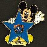 Disney's 100 Years of Dreams Pin #100 Nevada