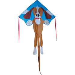 Kite - Large Easy Flyer - Sparky Dog (46