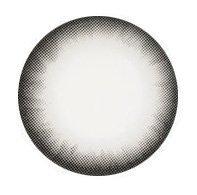 フラワーアイズ カモミール グレー 14.5mm