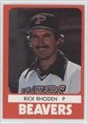 Rick Rhoden (Baseball Card) 1980 Portland Beavers TCMA #27 by Portland Beavers TCMA