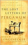 Lost Letters of Pergamum Publisher: Baker Academic