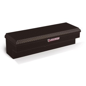Weather Guard 184501 47.25 Cubic Feet Lo-Side Black Aluminum Tool Box (Black Side Mount Tool Box compare prices)