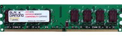 1GB Homage RAM for Acer Aspire E380-ED442U, E380-ED500U, E380-FD421A, E380-GB7L, E380-GB7L One Box 19 TFT 240pin PC2-4200 533MHz DDR2 DIMM Black Diamond Celebration Module Upgrade
