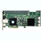 Areca ARC-1680D-IX 12-ports SAS RAID Controller - 512 MB ECC DDR2 - PCI Express x8 - 300 MBps