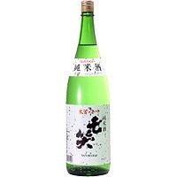 七笑 純米酒 1.8L 1本