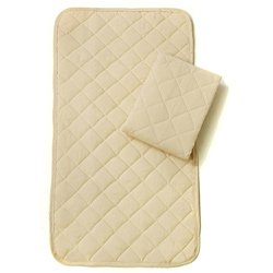 Cotton Top Bassinet Pads (Set of 2)