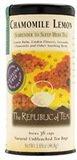 Chamomile Lemon Tea by The Republic of Tea - 1.75 oz loose