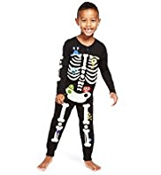 Pure Cotton Skeleton Onesie
