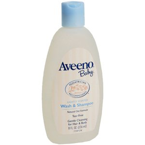 Amazon.com: Special pack of 6 AVEENO BABY WASH & SHAMPOO 8 oz: Health
