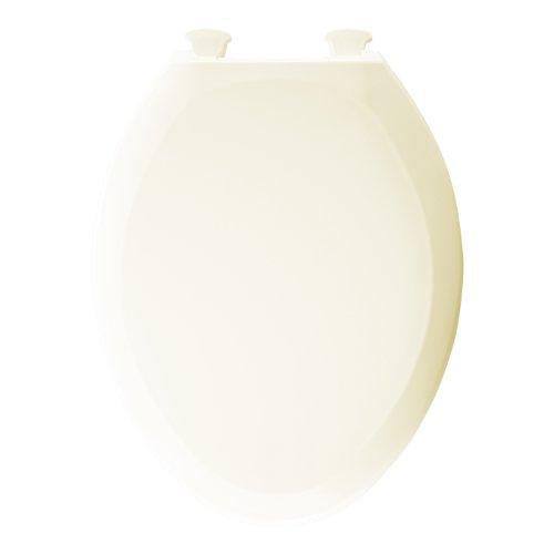 Marvelous Bemis B1200Slowt346 Plastic Elongated Toilet Seat With Creativecarmelina Interior Chair Design Creativecarmelinacom