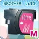 ブラザー工業 互換インクカートリッジbrother LC11M