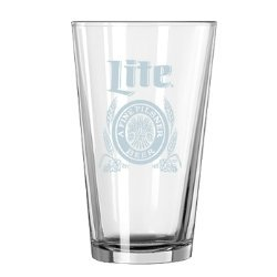 miller-lite-vintage-style-pint-glass-set-set-of-4-by-millercoors-llc