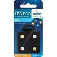 Elive Llc.-Easy Change Led Light Pod For Track Lighting
