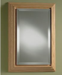 Broan-Nutone 72Ss244D Gallery Recessed Medicine Cabinet With Beveled Mirror front-607577