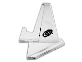 CASE XX Medium Acrylic Knife Display Stands for Pocket Knives